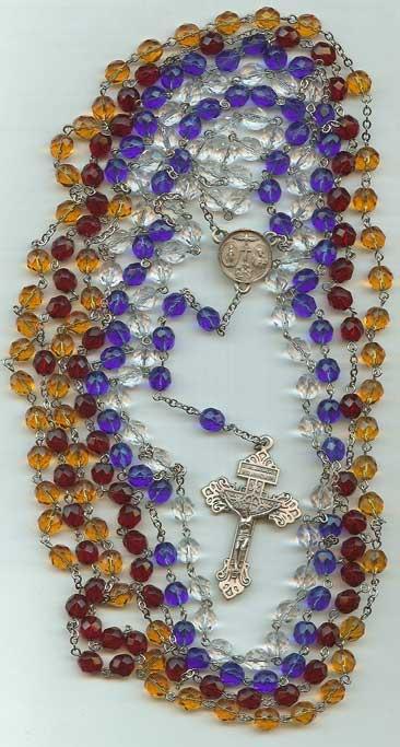 Rosary And Chaplets 20 Decade Rosary Prayer